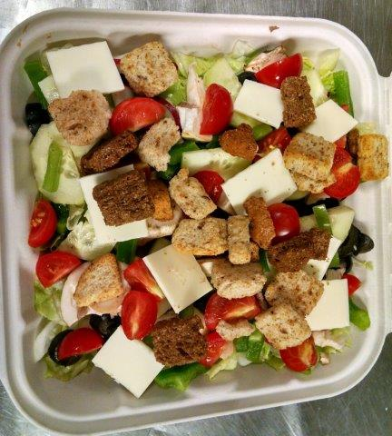 Tossed Salad w/Croutons